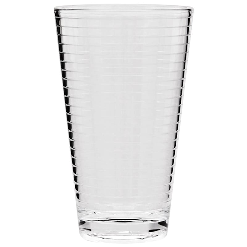 Acrylic Stripe Hi Ball 19oz Cup