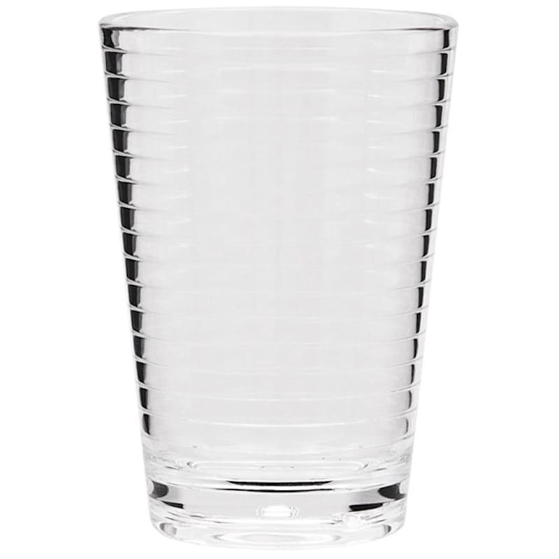 Acrylic Stripe 8oz Juice Cup