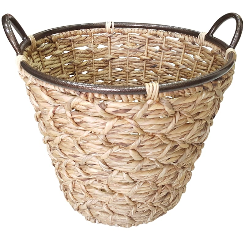 Woven Tapered Basket