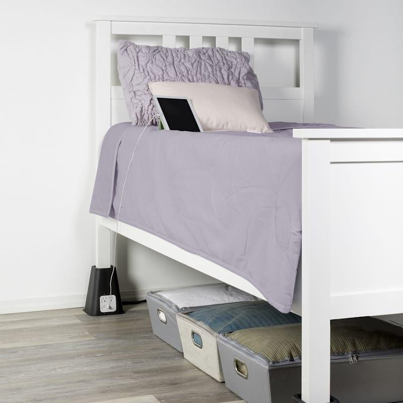 Bed Riser/Outlet
