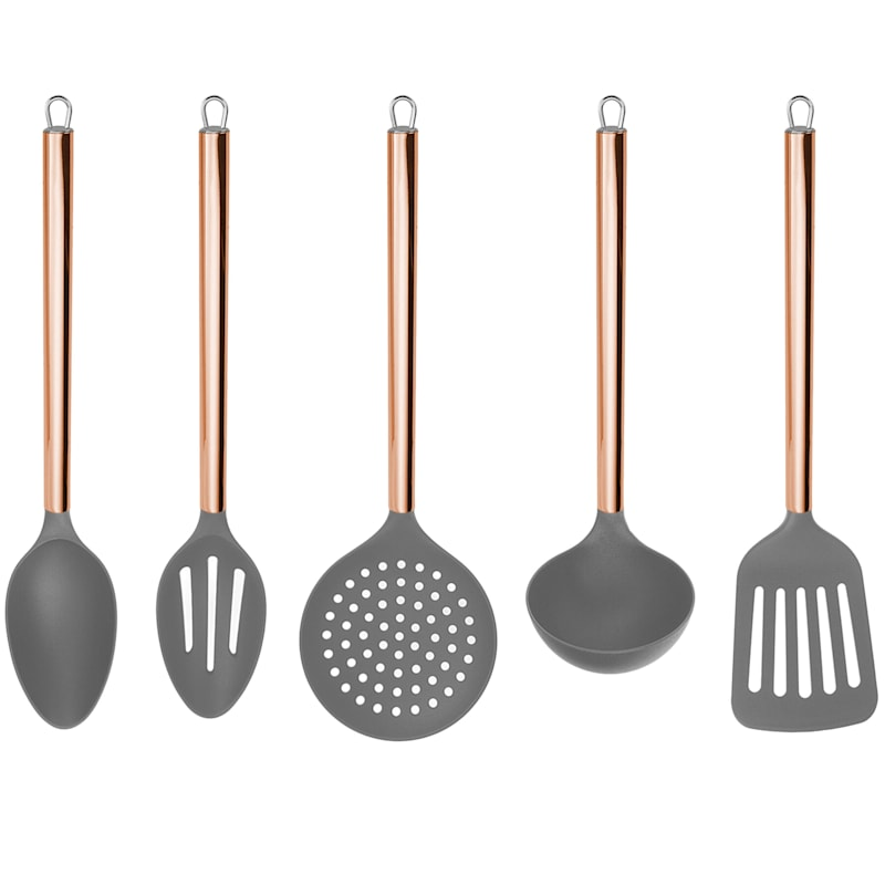 5 Pack Of Grey/Copper Nylon Tools