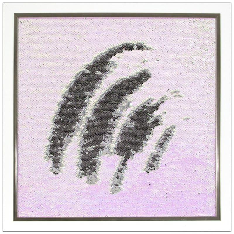 """Iridescent Wall Art, 20"""" x 20"""""""