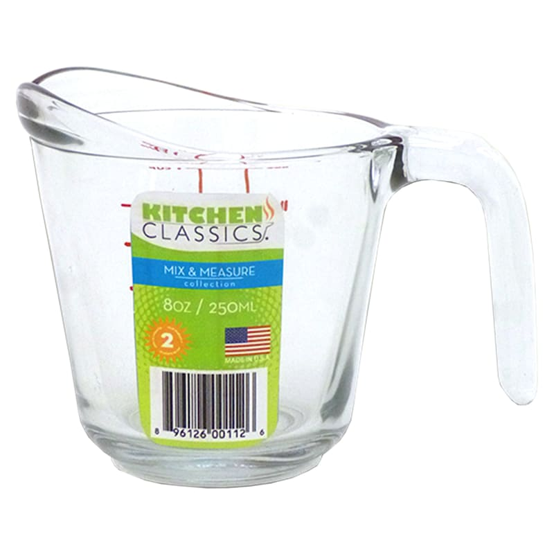 8 oz Measuring Cup