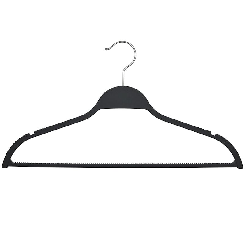 Non Slip Grey 12-Piece Suit Hanger