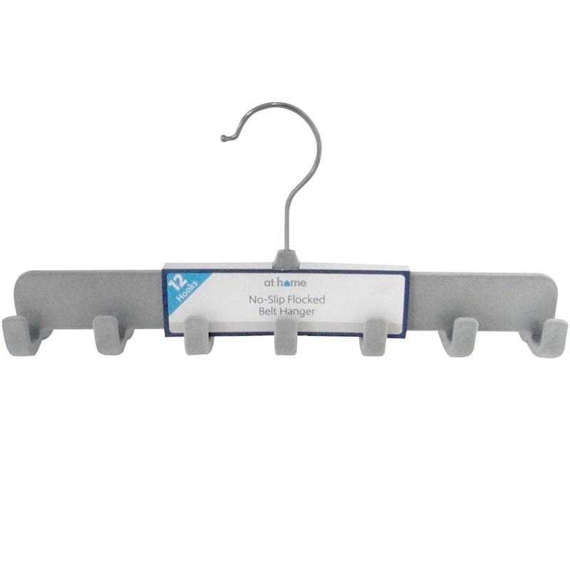Velvet Grey Belt Hanger