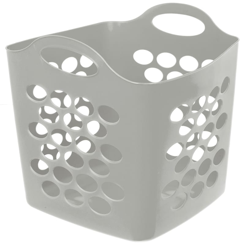 Square Flex Basket Grey
