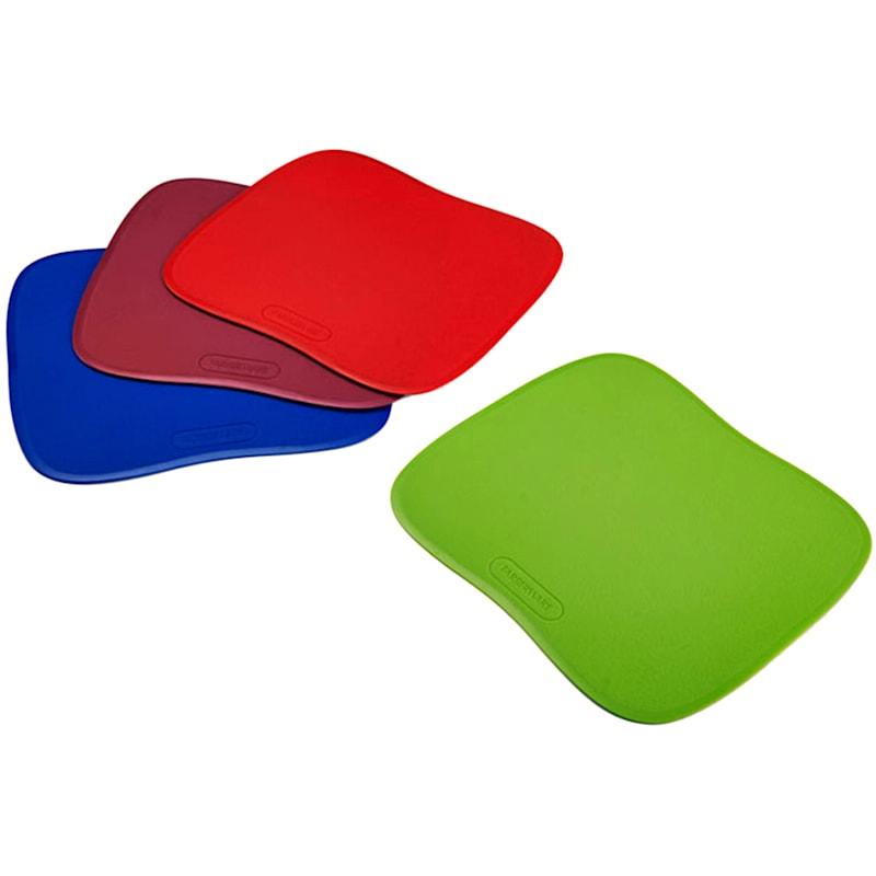 Farberware Colourworks 4-Piece Cutting Boards 7X8