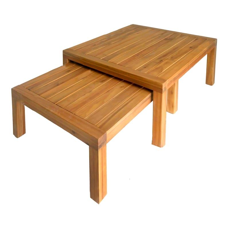 Sabana Nesting Coffee Tables, Set of 2