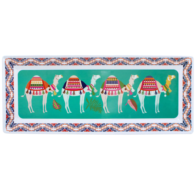 MOROCCAN RECTANGLE SERVE TRAY