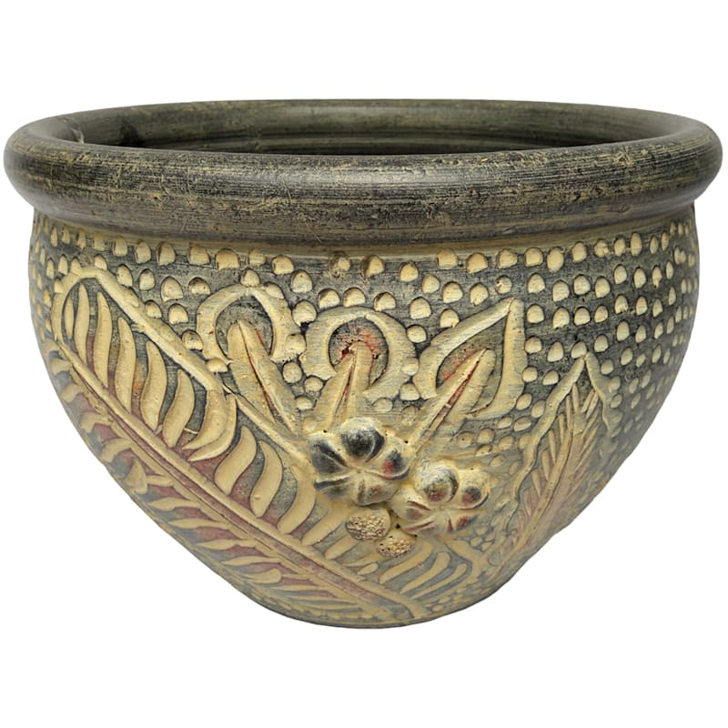 8.5in. Tuscan Planter Small