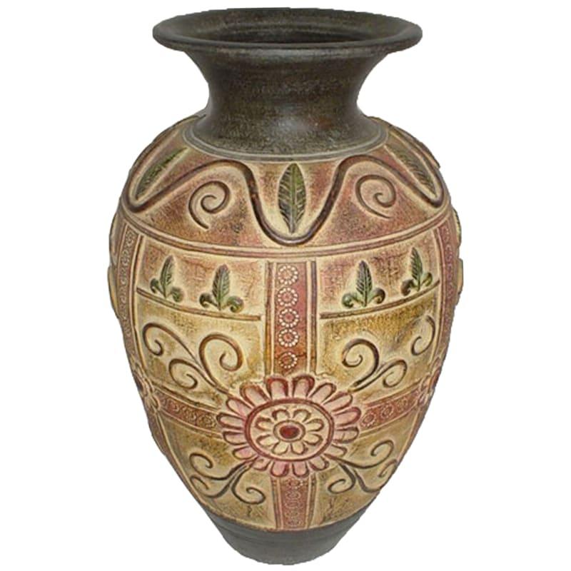 Tuscan Decor Vase
