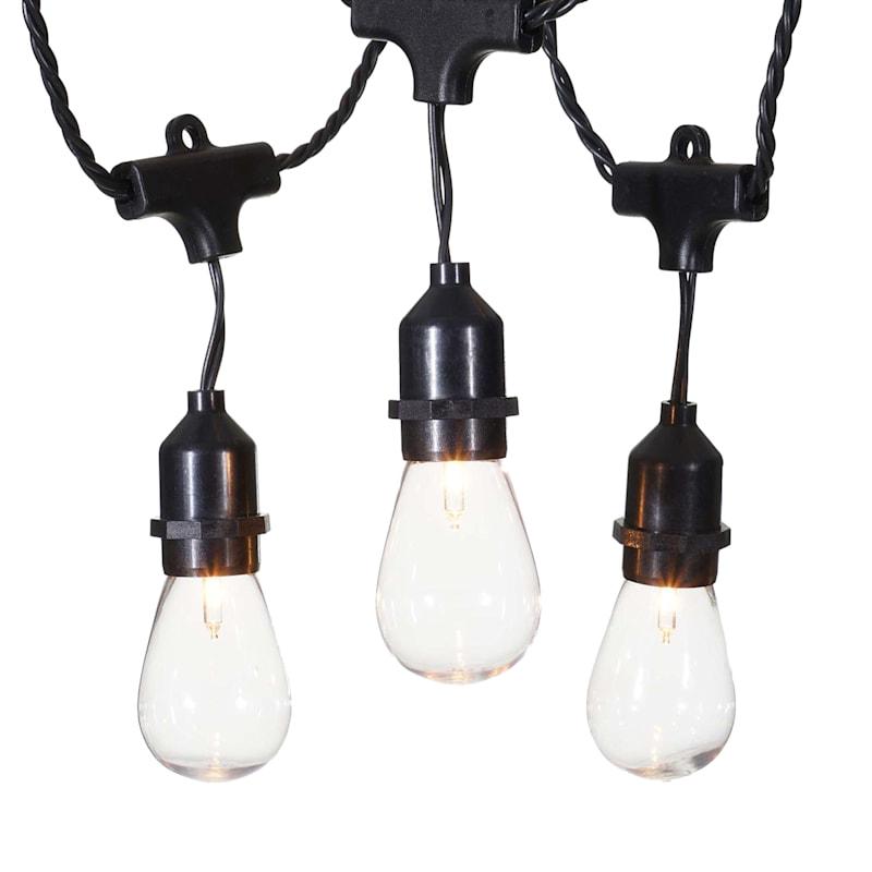 D40 Edison Light Set, 30ct