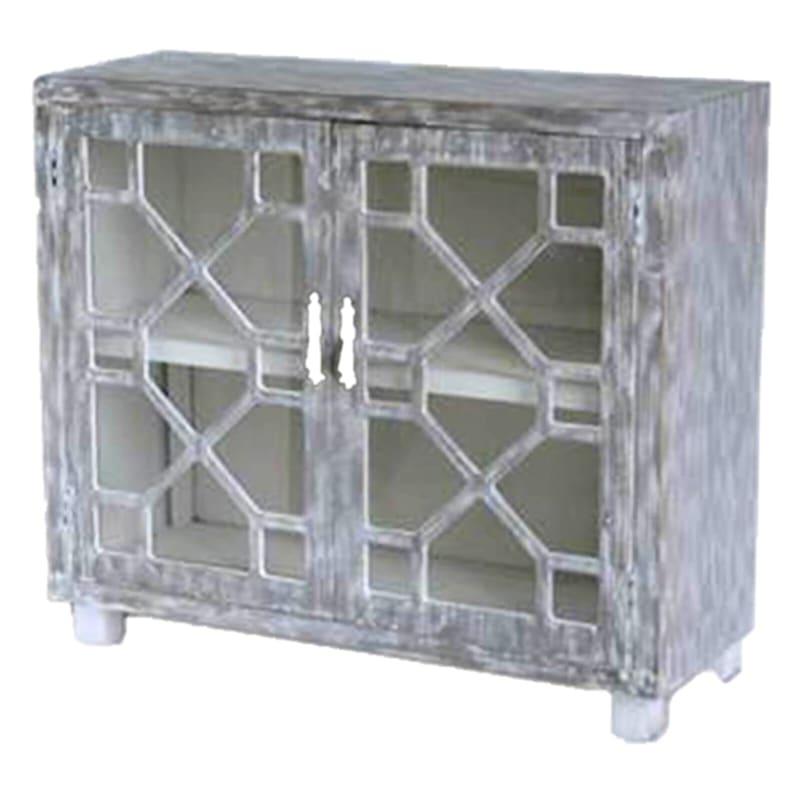 Manning Glass-Pane Cabinet