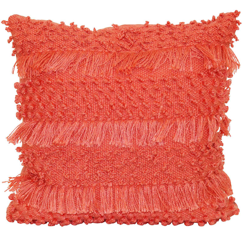 Coral Outdoor Pillow - Knotted