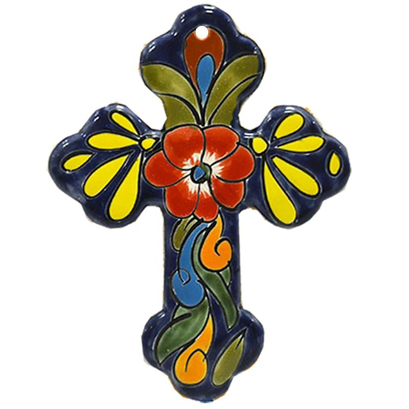 Talavera Cross 1