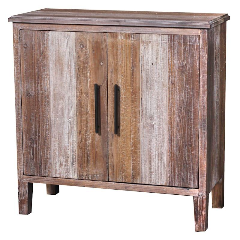 Phoenix 2 Door Wood Cabinet