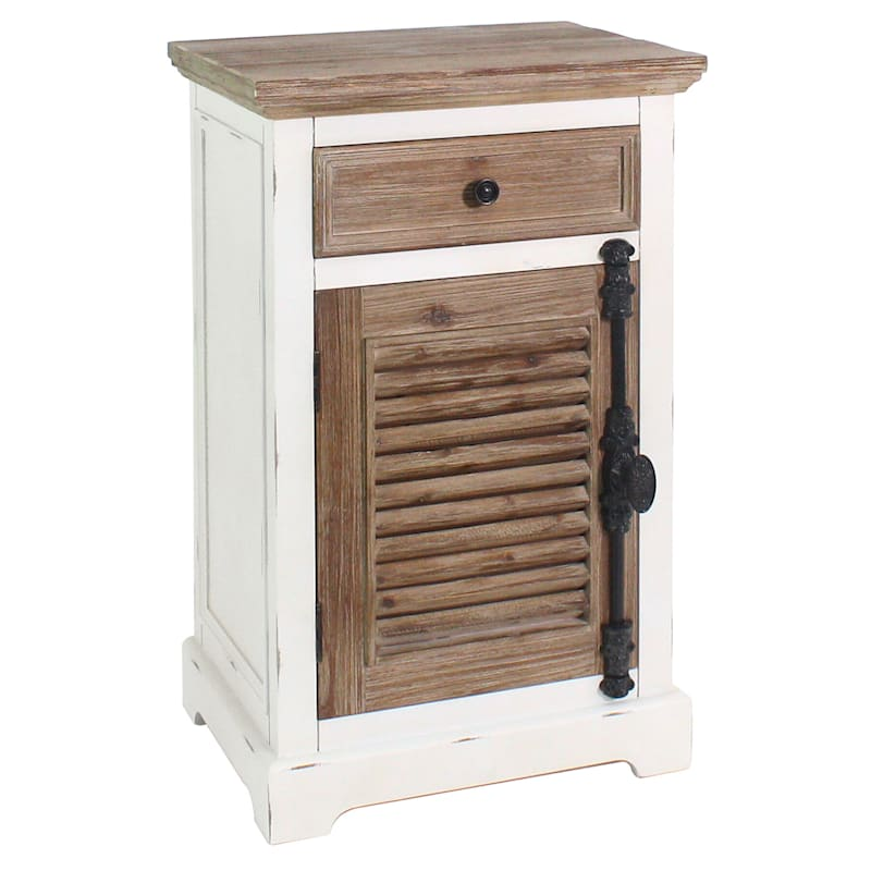 SHERRY 1 DRAWER1 DR CABINET