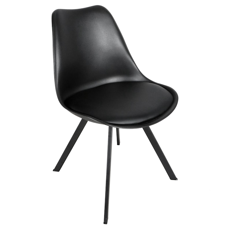 Sally Black Dining Chair