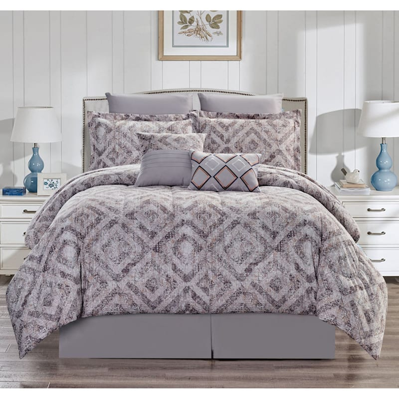 Asuri 8-Piece Comforter Set Queen