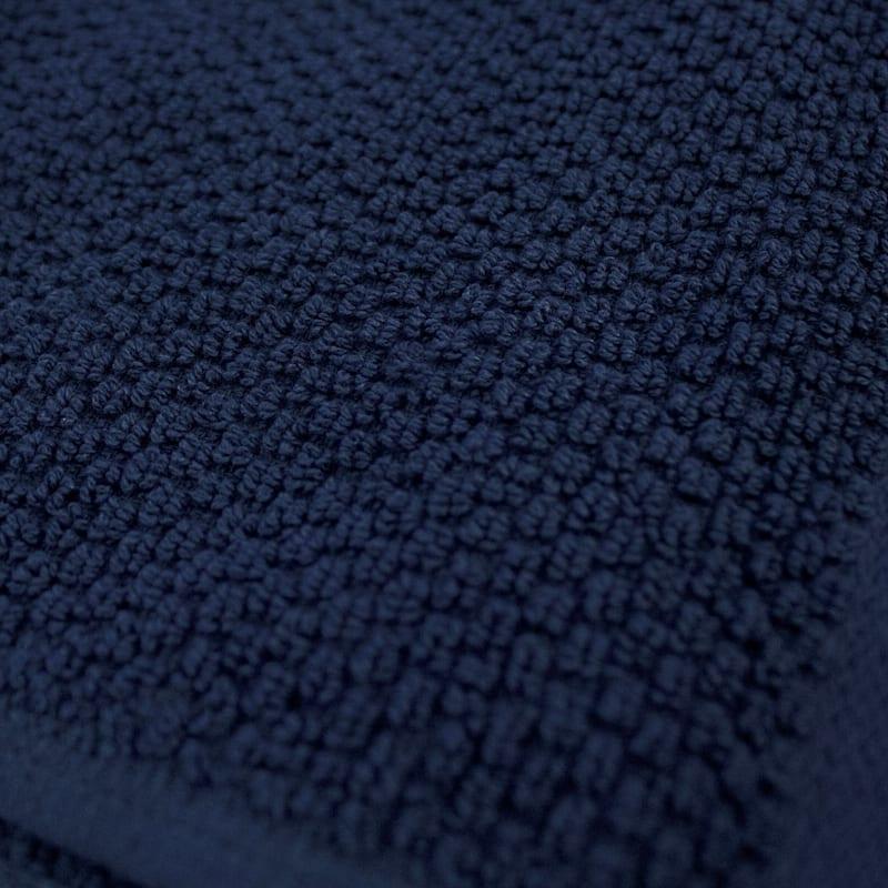 Ellis Washcloth, Blue