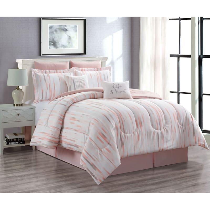 Kitson 8-Piece Comforter Set Queen