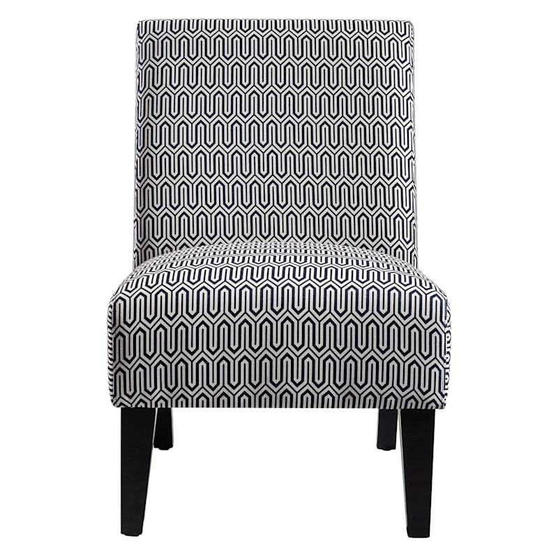 Phoebe Printed Accent Chair