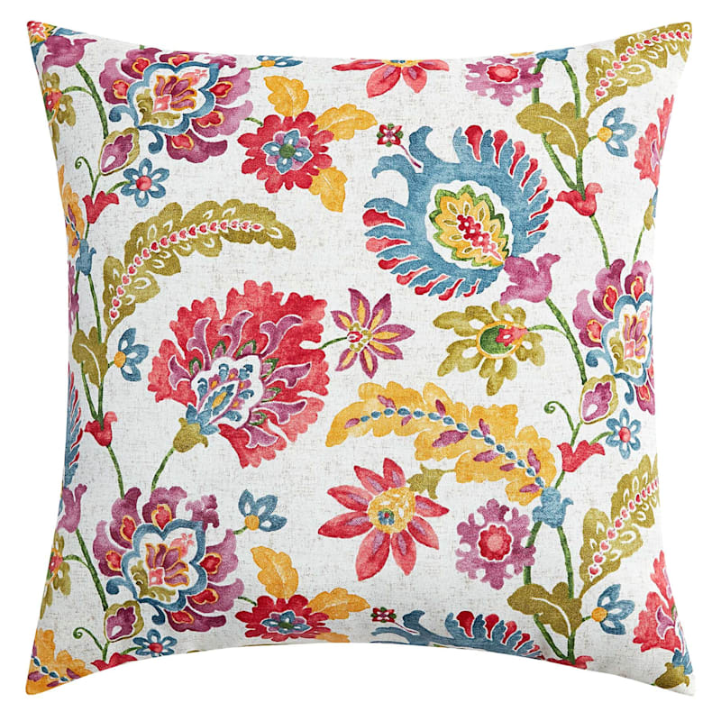 Folk Dance Multi Outdoor Square Pillow, 20""