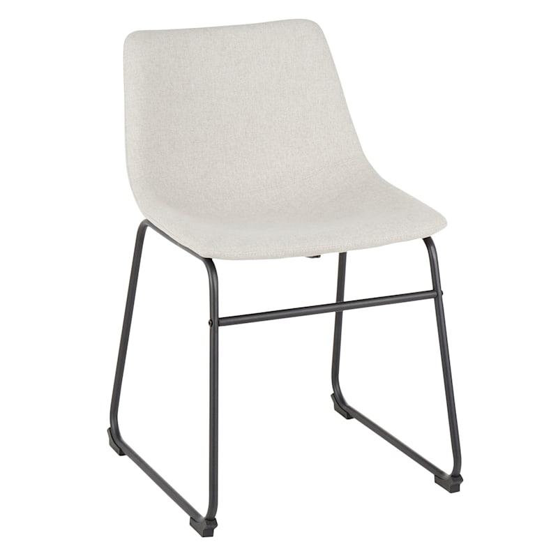 Duke Dining Chair Linen