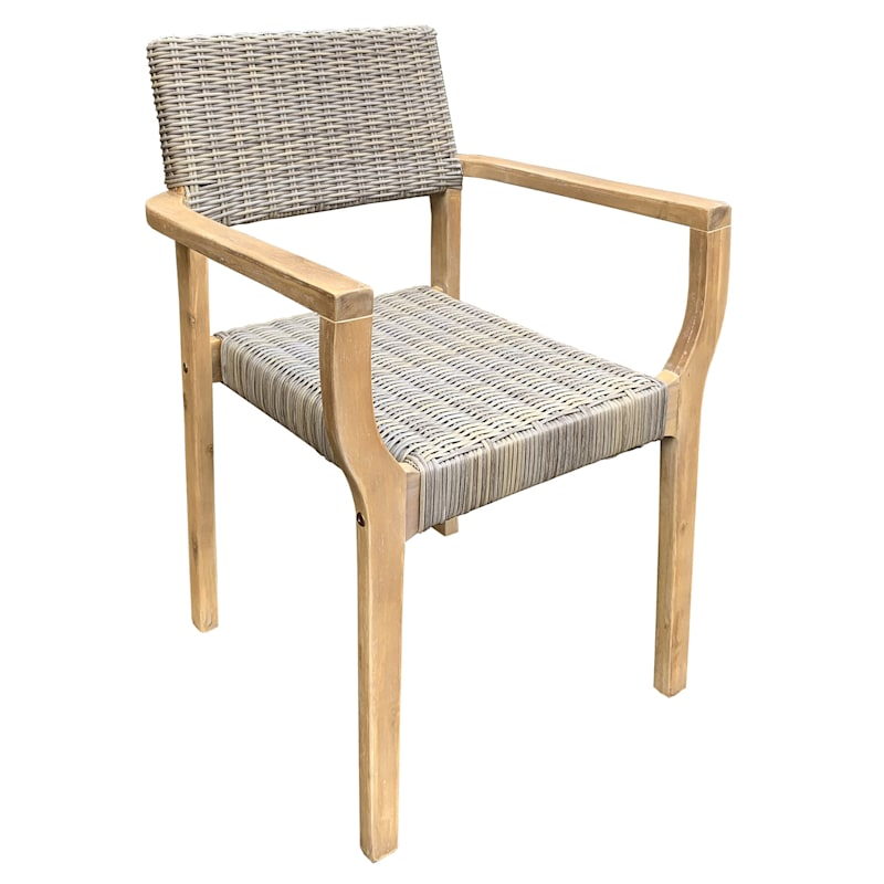 Park City Wicker Dining Chair