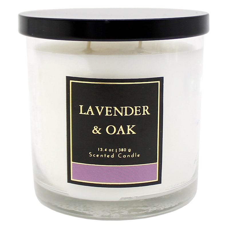 Lavender Oak K 13.4oz Jar Candle