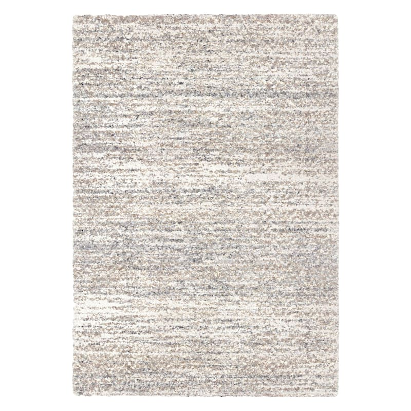 A452 Heather Fields Light Taupe Area Rug 8x10 At Home