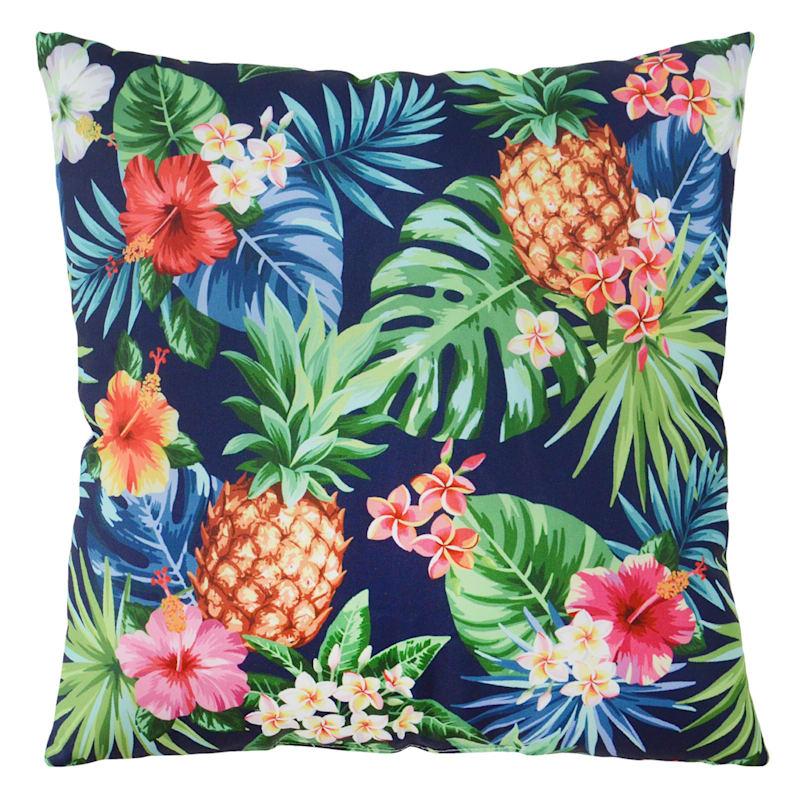 Outdoor Pillow- Tropical Fruit