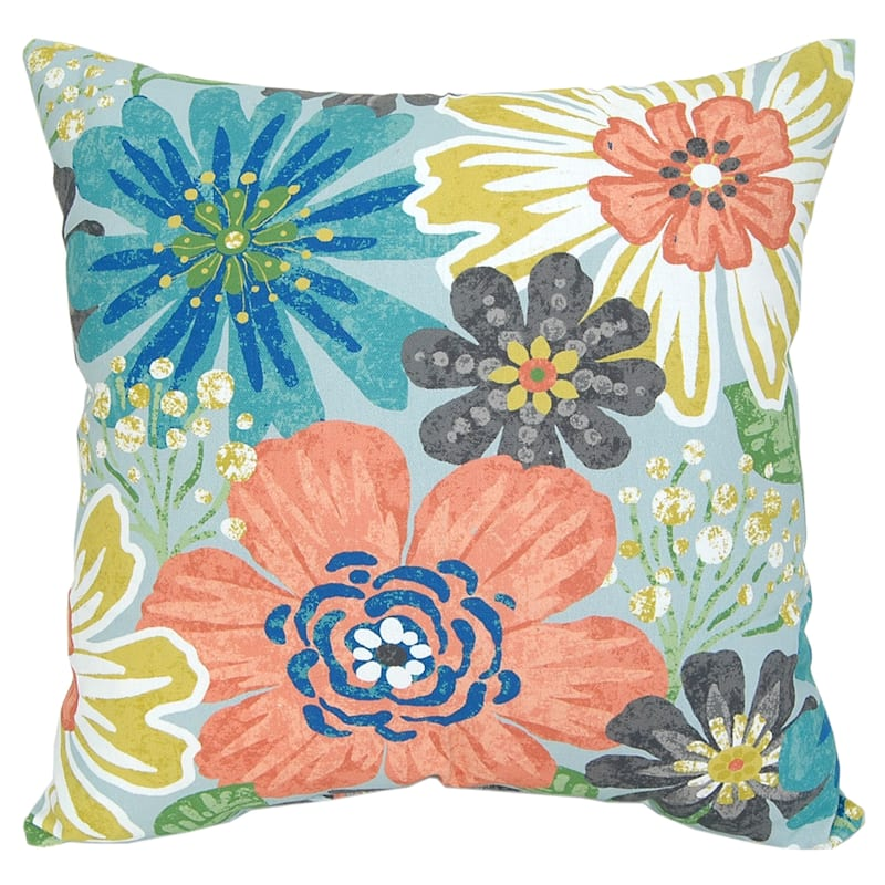 Outdoor Pillow - Embry Oasis