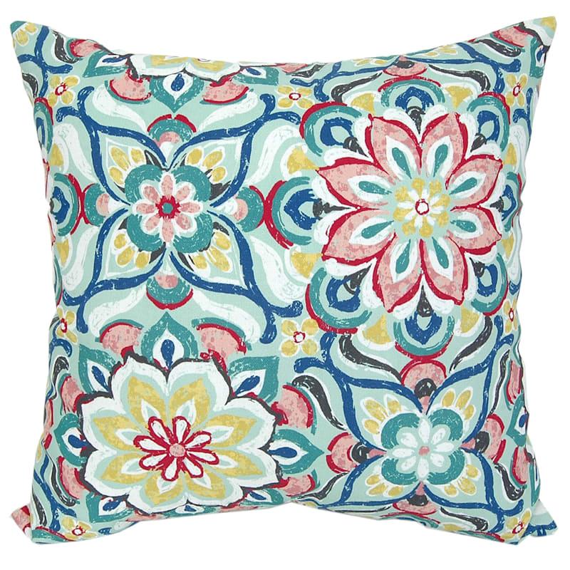 Outdoor Pillow - Bassanti Floral