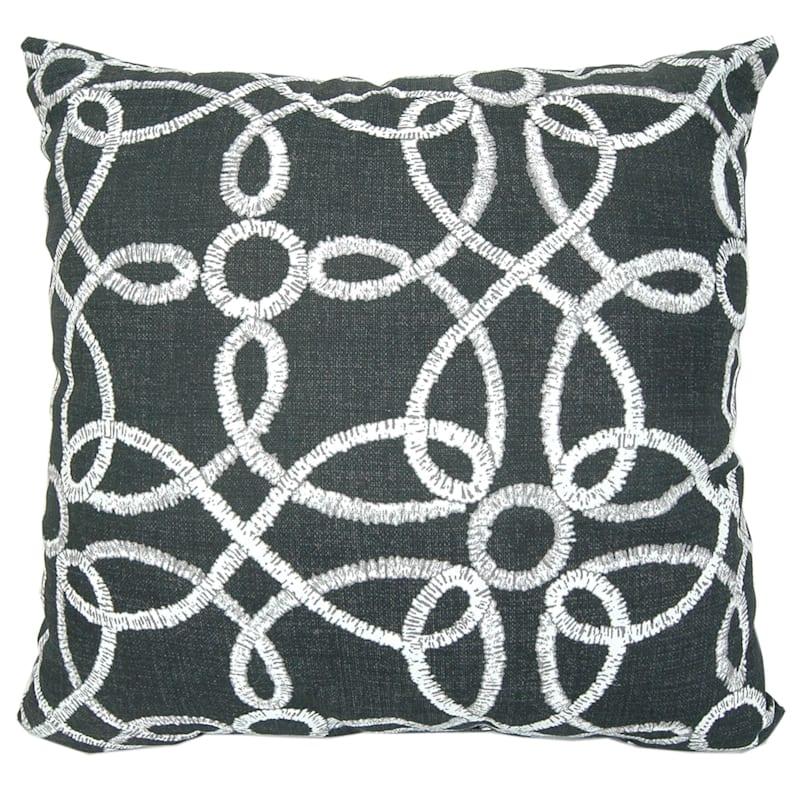 Outdoor Pillow - Tullo Stitch