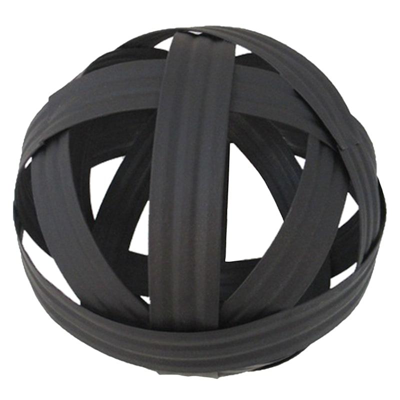 Metal Sphere Table D�cor 6.5in. Diameter Black