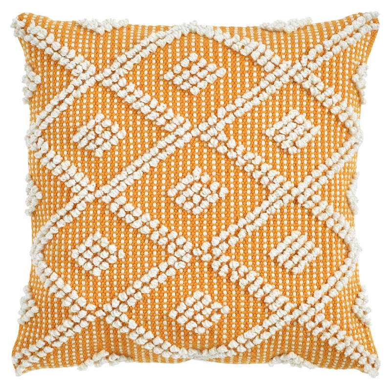Yellow Outdoor Pillow - Adelyn