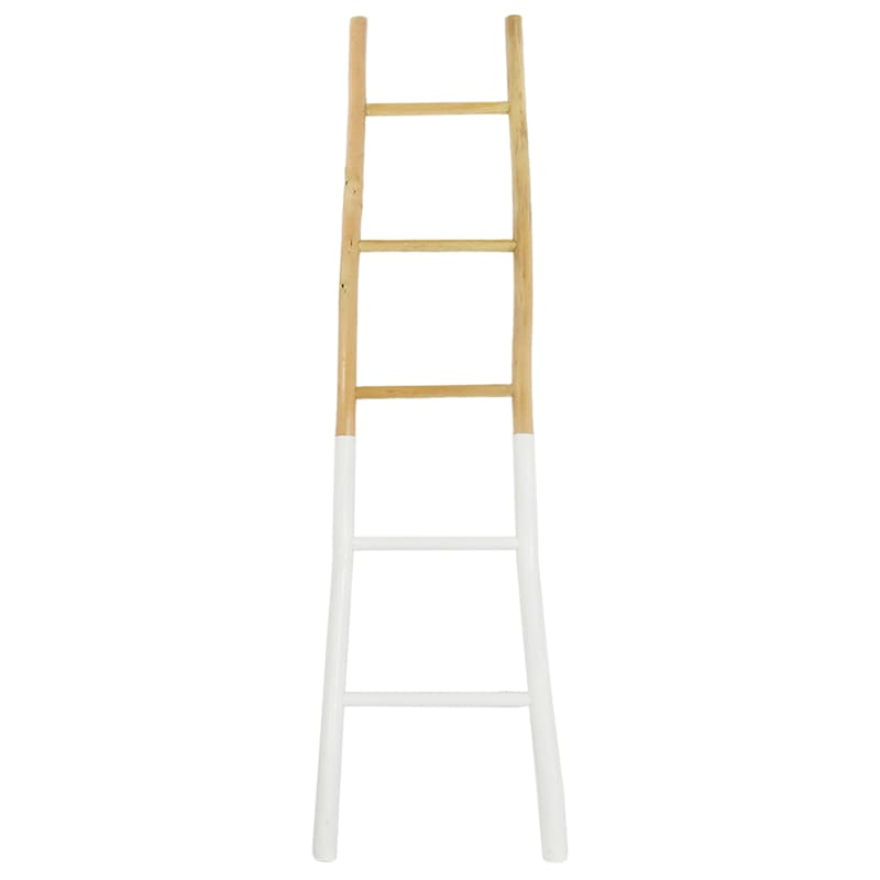 Tulum Dipped Blanket Ladder, 70""
