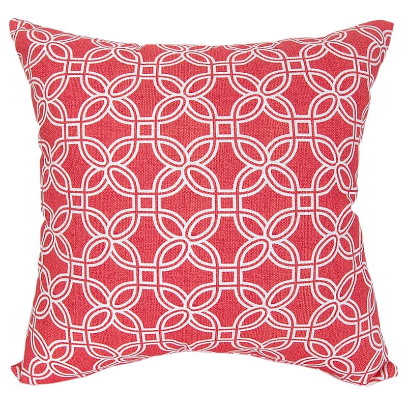 Outdoor Pillow - Trellis Summer