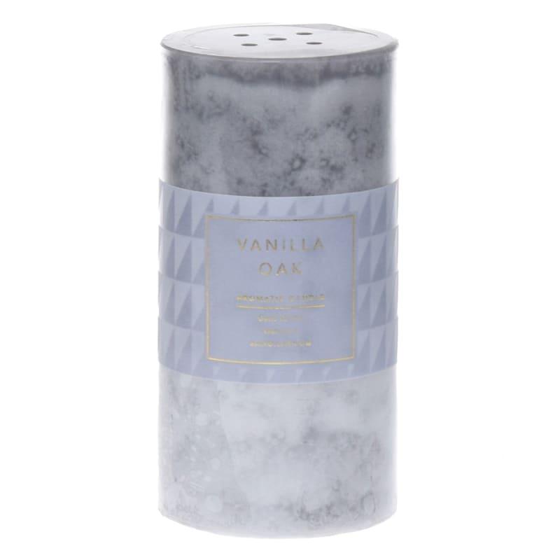 """Vanilla Oak Pillar Candle, 3"""" x 6"""""""