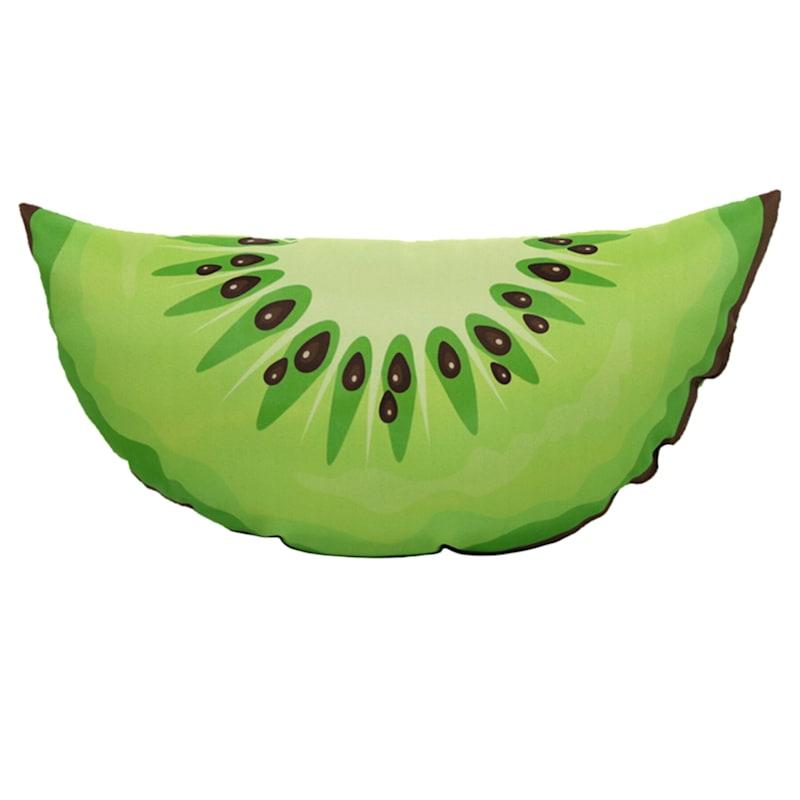 Outdoor Pillow - Kiwi Slice