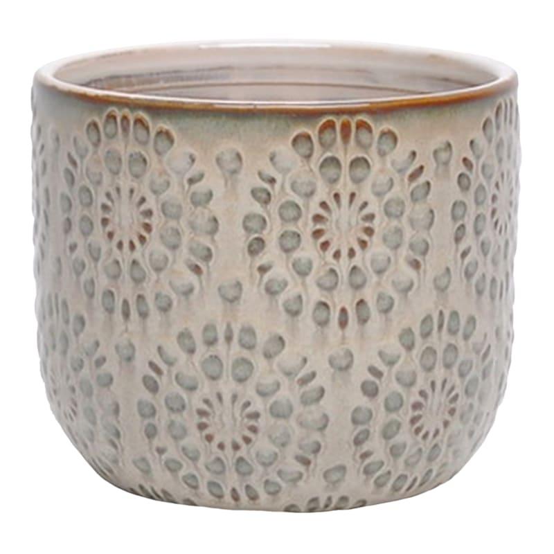 Rocco 5.5in. Indoor Ceramic Planter
