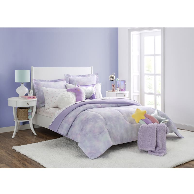 Mystic Purple 2-Piece Comforter Twin
