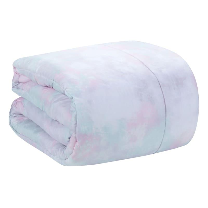 Mystic Purple 3-Piece Comforter Full/Queen