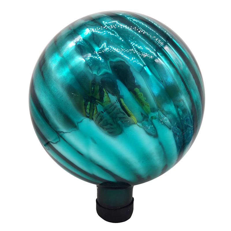 Swirl Look Gazing Ball