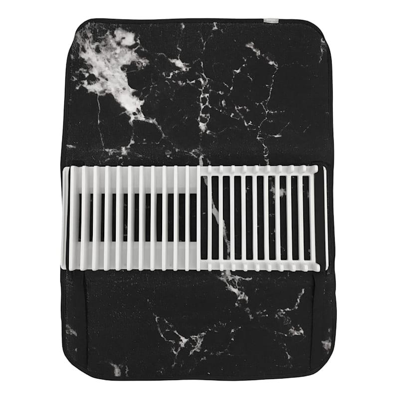 Dish Drying Rack/Micro Fiber