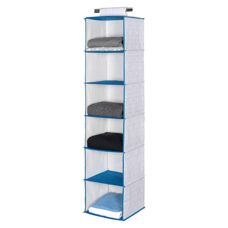 Wts 6 Shelf Hanging Organizer