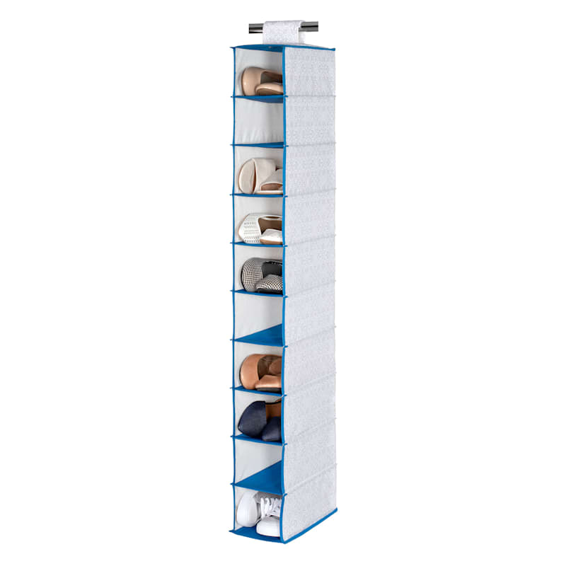 Wts 10 Shelf Hanging Organizer