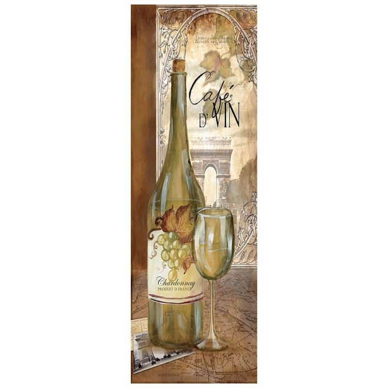 SATEX 12X36 PARIS WINE PANEL