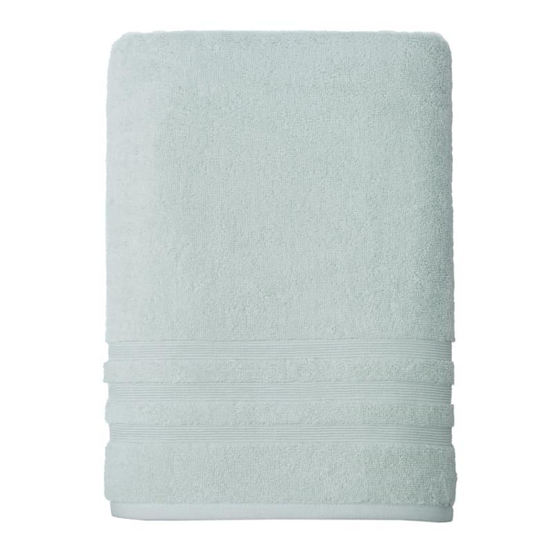 Egyptian Aqua Bath Towel 30X58